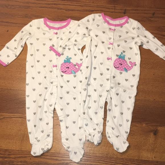 Pottery Barn Pajama thomas train rail toddler sleep wear kid pj winter SIZE 2  8